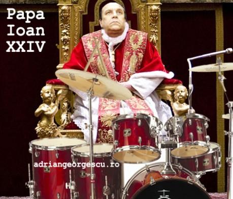 Propunerea mea pentru scaunul de la Vatican