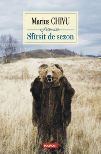 """""""Sfîrșit de sezon"""", de Marius Chivu."""